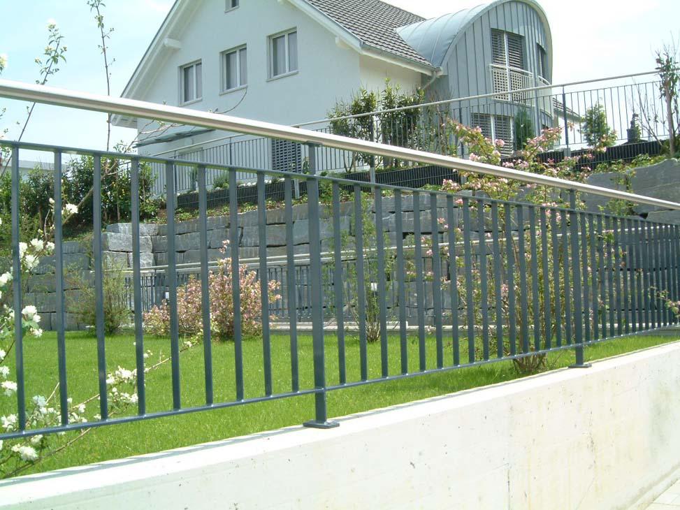 Geländerbau Individuelle Geländer Für Den Innen Und Aussenbereich