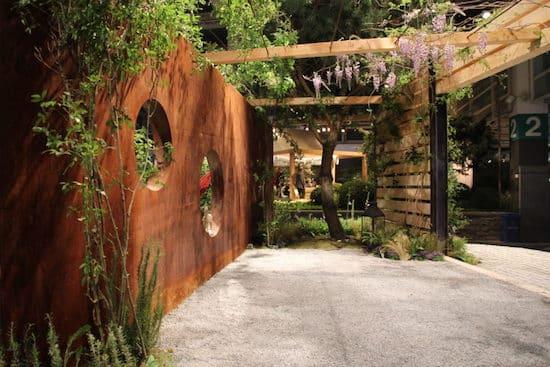 Sichtschutz für Garten, Terrasse & Balkon - robust ...
